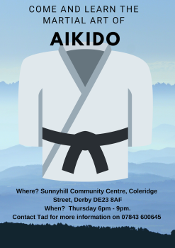 Aikido poster 032019