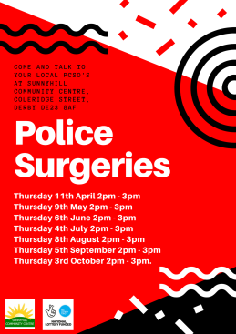 Police Surgery poster 2019