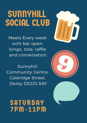 Social Club poster 032019
